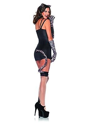 Leg Avenue Women's 4 Piece Pin Up Kitty
