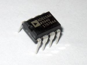 Set of 1 piece IC AD620 or AD620AN
