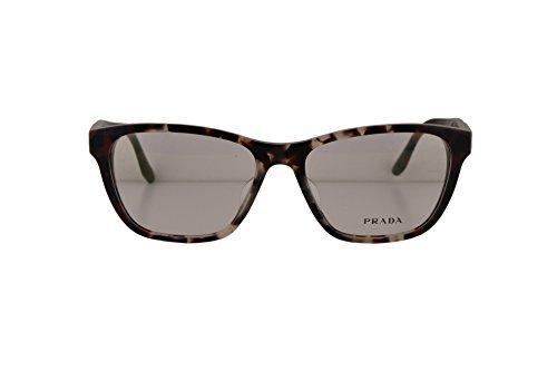 Prada PR04TVF Eyeglasses 54-16-140 Brown Red U6K1O1 VPR04TF For Women (FRAME - Usa Www.prada.com