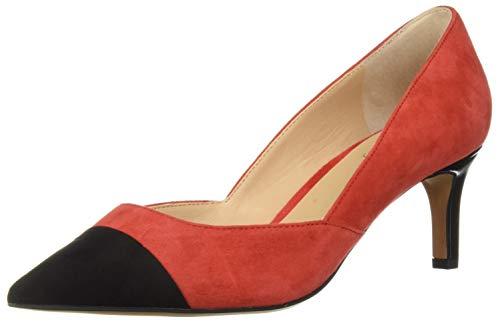 Delight Pump, Black/red, 7 M US ()