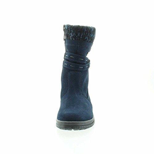 Däumling Stiefel Blau