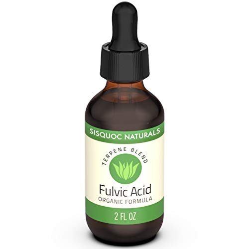 Sisquoc Naturals FULVIC ACID Increases product image