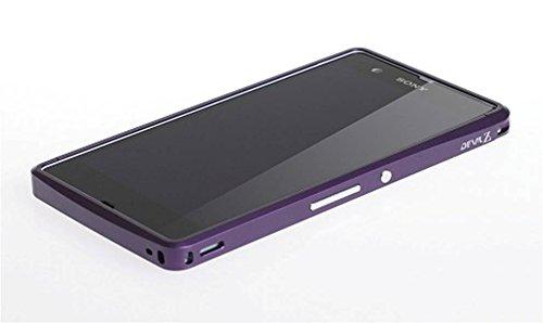 buy popular ec793 f0b53 DevilCase Sony Xperia Z/ Z Ultra Aluminum Alloy Protective Bumper (Z ...