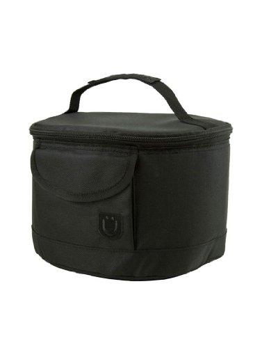 ZUCA LunchBox (Color: Shadow Black)