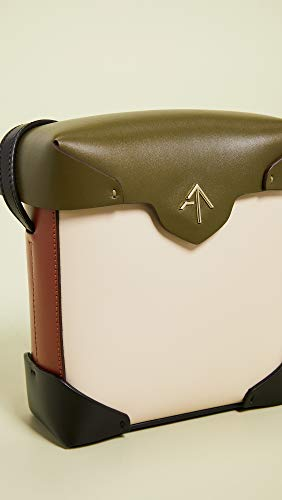 Bag Pristine Olive Women's MANU Black Atelier Cream Box Mini Xwt4qpqxA