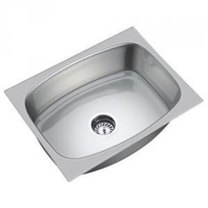 Gold Star kitchen sink 304 Grade 24*18*9 Kitchen Sink Glossy