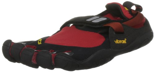 Vibram Fivefingers TrekSport Chaussure Trial Orange - Coconut/Red