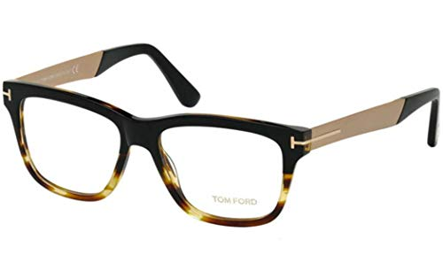 Tom Ford Eyeglasses TF 5372 Eyeglasses 005 Dark Tortoise 54mm