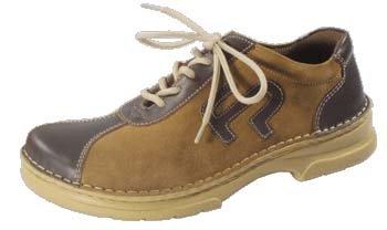 Footprints Tilbury - Coffee/Mink