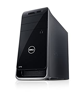 Dell XPS x8900-631BLK Desktop (6th Generaton Intel Core i5, 8 GB RAM, 1 TB HDD) NVIDIA GT 730
