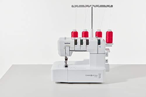 Brother CV3440 Advanced Cover Stitch Machine White