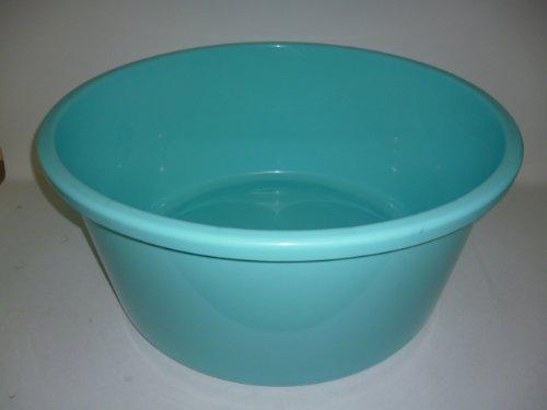 AQUAFORTE Poisson Coffre en Bleu, Hauteur 31cm, diamètre 66/59cm SB998