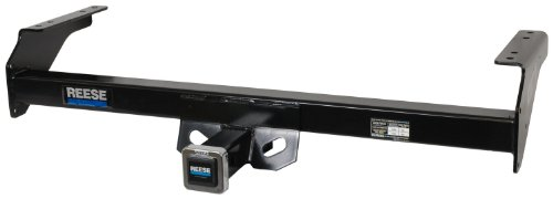 """Reese 44148 Class III-IV Custom-Fit Hitch with 2"""" Square Rec"""