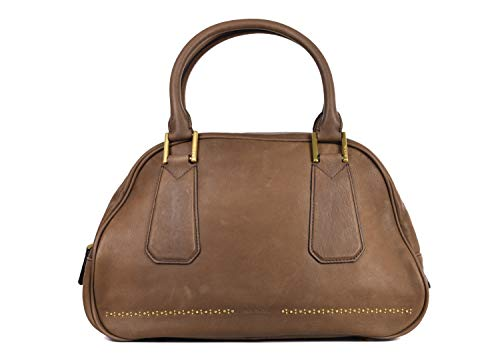 Paul Smith Bags (Paul Smith Womens Brown Calf Leather Trapezium Tote Bag One Size RTL$1130)