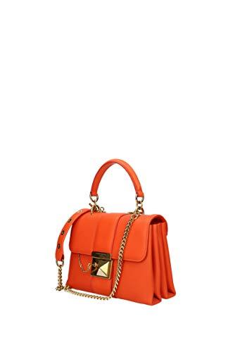 Rykiel Femme à main Sonia Sacs 5712411318 Orange Cuir 1w7qRndxFR