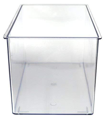 Aquarium Tank - Large - Molded Plastic - 1.75 Gallon Capacity - 10.25