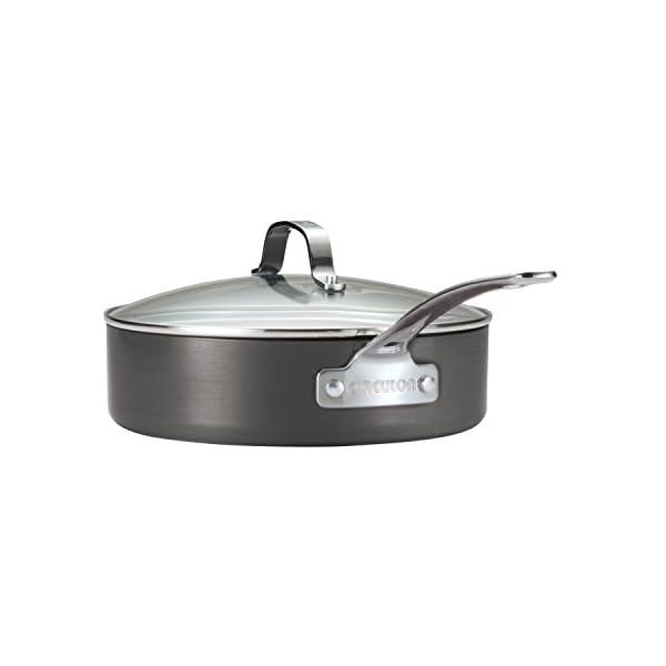 Circulon Genesis Stainless Steel Cookware Pots and Pans Set, 10 Piece 2