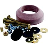 Fluidmaster 6106 2-3/4-Inch Tank to Bowl with Three Bolts and Gasket
