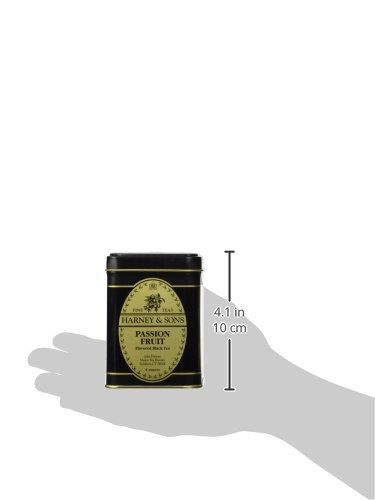 Harney & Sons Passion Fruit Loose Leaf Tea, 4 Ounce by Harney & Sons (Image #2)
