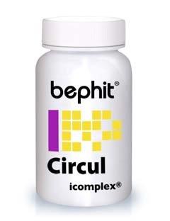 CIRCUL (Castaño de Indias + Vid Roja + Rusco) BEPHIT - 60 cápsulas 575 mg: Amazon.es: Salud y cuidado personal