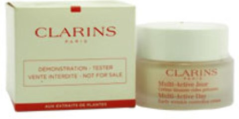 Clarins - Multi-Active Day Early Wrinkle Correction Cream (1.7 oz.) 1 pcs sku# ()