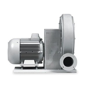 Fuji Electric - VFT60-2 - Regenerative Blower; Inlet Size: 5-1/2, Outlet Size: 4 by Fuji