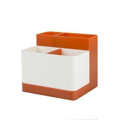 Oggetti In Plastica Per La Casa.Porta Penne Ufficio Organizzatore Oggetti Scrivania Plastica Moderno