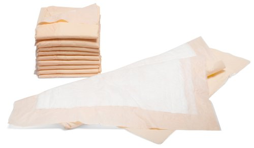 Attends Night Preserver Fluff Underpad 23x36, Heavy, 10-Count Packages (Pack of 15) (150 (Attends Pull)