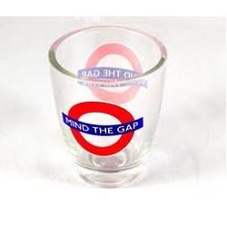 Shot Glass - London Underground