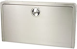 product image for Koala Kare KB110-SSWM Horizontal Baby Changing Station, Stainless Steel