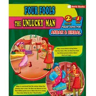 Download Four Fools & The Unlucky Man 2 in 1 Stories Book pdf epub