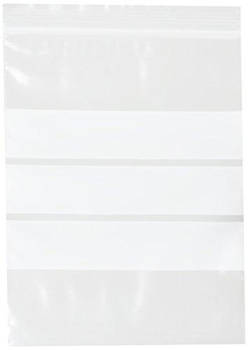 edulab 153–526Zip Lock Taschen, Institut Supérieur de, 100mm x 140mm (1000Stück)