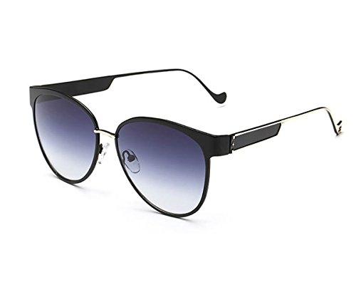 Heartisan Full Rim Frame Oval Flash Mirror UV400 Sunglasses - Nectar Sunglasses Shipping