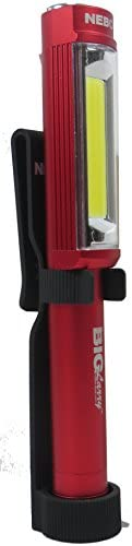 Big Larry 400 Lumen LED Worklight With Holster By Nebo Red