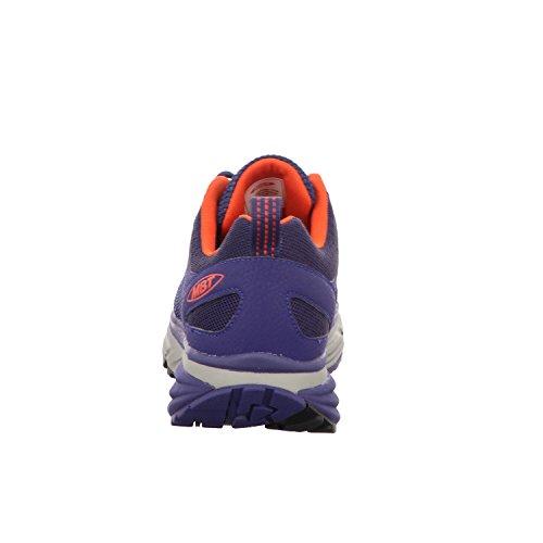 Bleu Purple Blue Orange Chaussures de à MBT Lacets Pour Ville Homme 8wf00q1