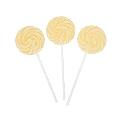 (Fun Express - Diamond & Pearl Swirl Pop - Edibles - Sucker & Pop - Swirl & Twist Pops - 24 Pieces)