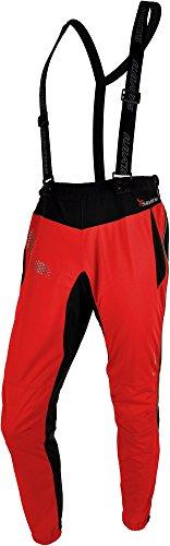Pantaloni Bretelle Forma Pro Sportivi Silvini Rosso Uomo Con Tdqqwa