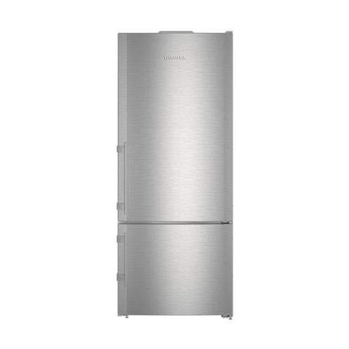 - Liebherr CS-1410 30 Inch Wide 14 Cu. Ft. Energy Star Rated Bottom Mount Refriger, Stainless Steel