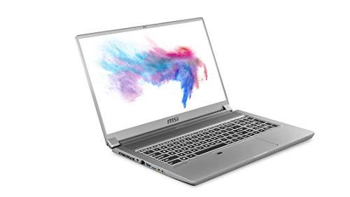"MSI Creator 17 A10SF-257 17. 3"" FHD 144Hz 72%NTSC Thin Bezel, Close to 100%sRGB Creator Laptop Intel Core i7-10875H RTX 2070 16GB 512GB NVMe SSD Win10PRO VR Ready"