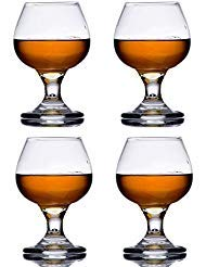 (Libbey 5.5 oz Brandy Glass 3702 Set of)