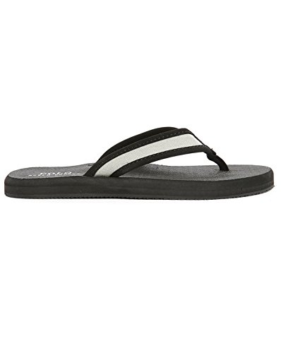 7c87f96fd08d3 Polo Ralph Lauren - Flip-Flops - Men - Almer Black Flip Flops for Men - 46   Amazon.co.uk  Shoes   Bags
