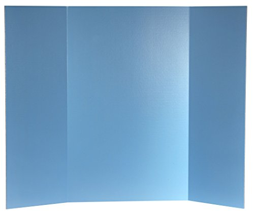 Flipside Products 30066 Project Display Board, Sky Blue (Pack of 24) by Flipside Products