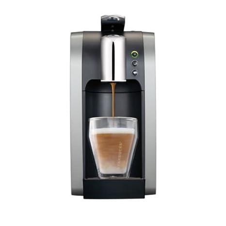 Starbucks Verismo Coffee Machine 580 Base Brewer Silver
