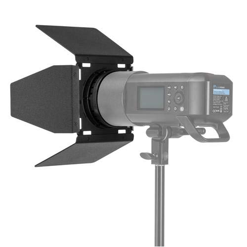 Flashpoint BD-08 Barndoor for XPLOR 400 PRO by Flashpoint (Image #2)
