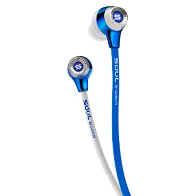 Soul By Ludacris SL99S High-def Sound Isolation In-ear Headphones