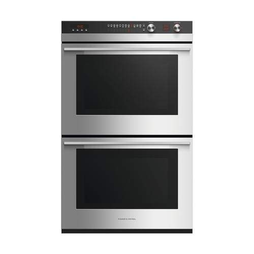 Fisher Paykel OB30DTEPX3N Contemporary Series 30 Inch 8.2 Cu. Ft. Total Capacity Electric Double Wall Oven by Fisher & Paykel