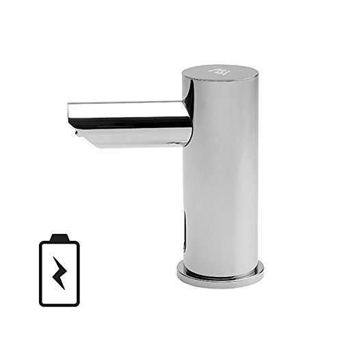 ASI 0391-1A Counter Top Mounted Automatic, Battery Operated, Soap Dispenser by American Specialties