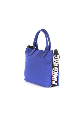 Y4C9 1H20DS PZ Borsa Donna Blue Pinko 6q570