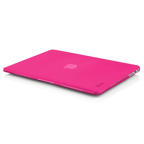 Incipio MacBook Air 13in Case, Feather [Lightweight Case] for MacBook Air 13in-Translucent Pink