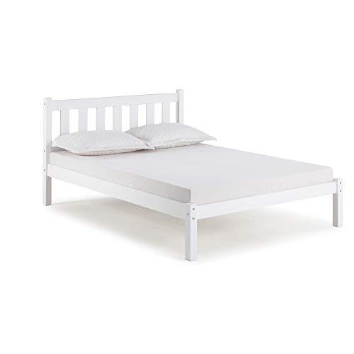 Alaterre AJPP20WH Poppy Full Bed, White
